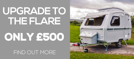 Upgrade to the Flare for only £500. Click to find out more.